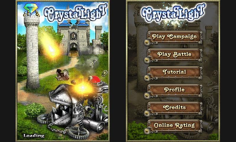 Crystallight Defense - screenshot