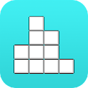 White Tile Stacker icon