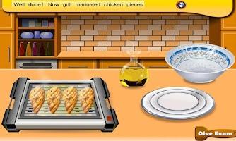 Screenshot of BBQ Sandwich