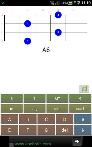 【免費音樂App】DS Ukulele-APP點子
