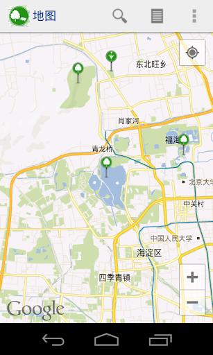 中国公園ナビ