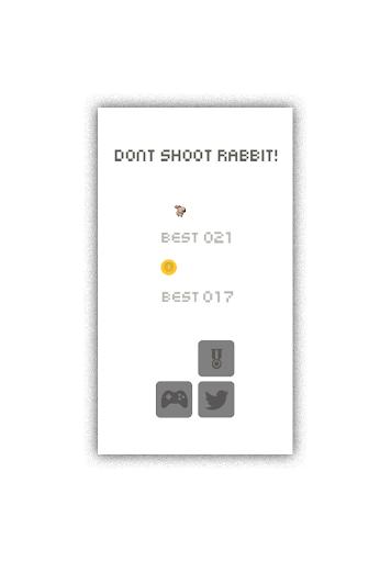 Don't Shoot Rabbit