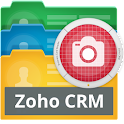 Business Card Reader Zoho CRM icon