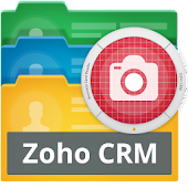 Business Card Reader Zoho CRM