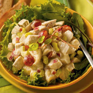Light & Tangy Chicken Salad.
