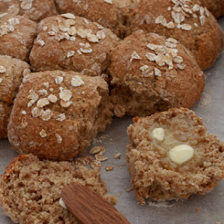 Small Soda Bread Balls for a Friendly Breakfast