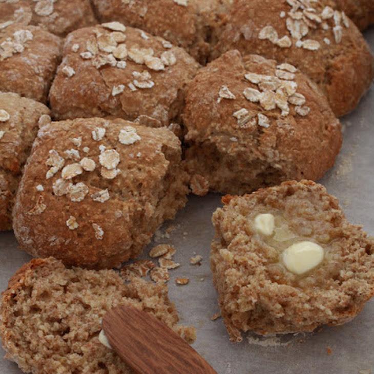 Small Soda Bread Balls for a Friendly Breakfast Recipe