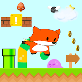 Creative Fox - Mario Inspired