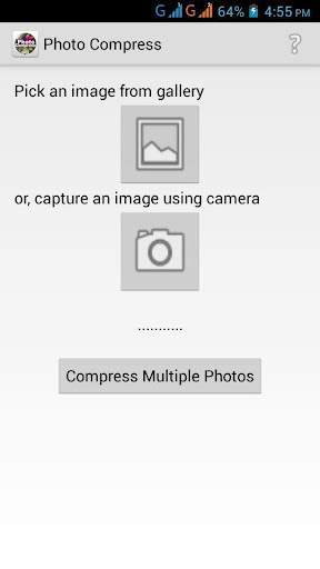 Photo Compress
