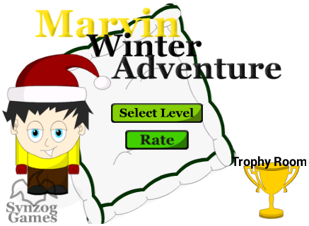 Marvin Snowy Adventure