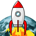 Asteroid Rocket Universe icon
