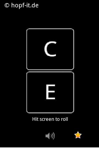 문자를 하나 큐브 라이트