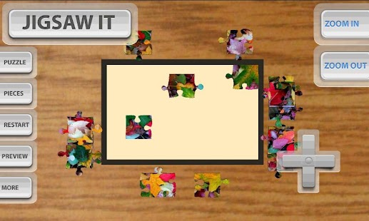 Jigsaw It Free- screenshot thumbnail