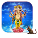 Ganapathi Live Wallpaper icon