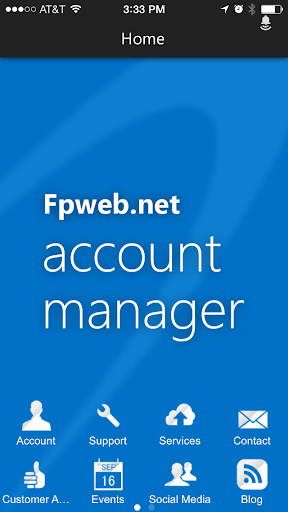 Fpweb.net Account Manager