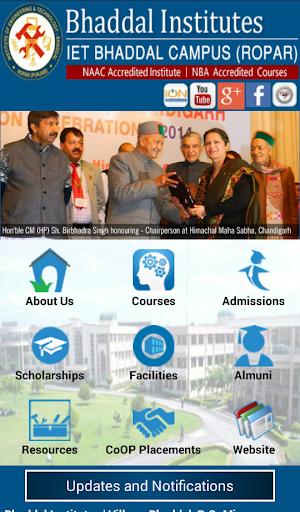 Bhaddal Institutes
