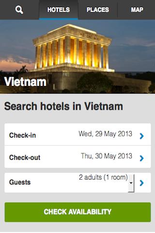 Vietnam Hotels Booking Cheap