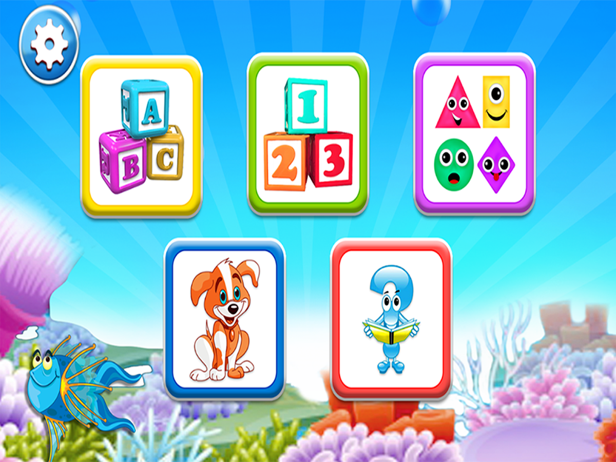 kids preschool learning game android apps on google play