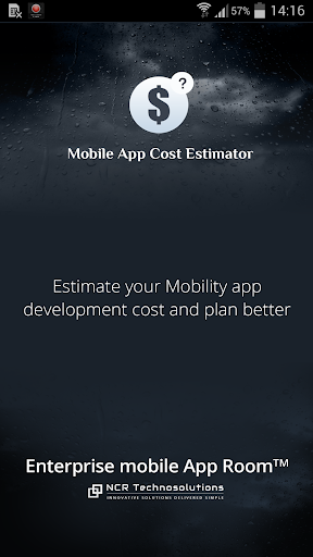 Mobile App Cost Estimator