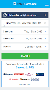 HotelsCombined - Hotel Search- screenshot thumbnail