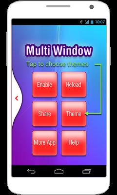Multi window - screenshot