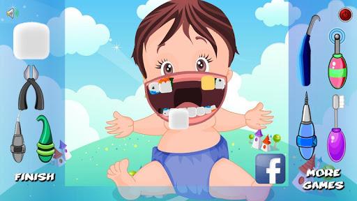 歯医者で赤ちゃん|玩休閒App免費|玩APPs