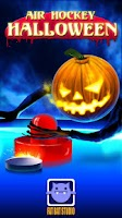 Screenshot of Air Hockey Halloween