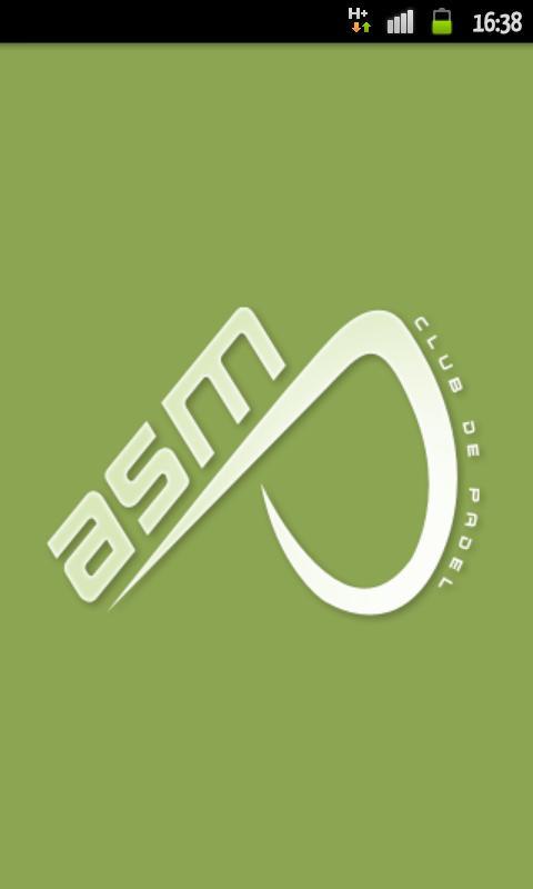 Padel ASM- screenshot