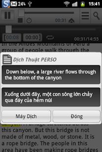 Luyen Nghe Tieng Anh Spotlight - screenshot thumbnail