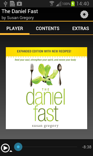 The Daniel Fast S. Gregory