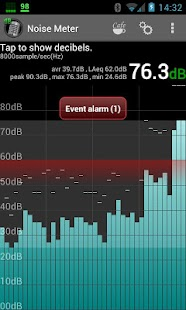 Noise Meter - screenshot thumbnail