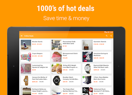 Deal Drop: Daily Deals - screenshot thumbnail