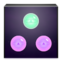 Space Ponggle- Super Glow Ball icon