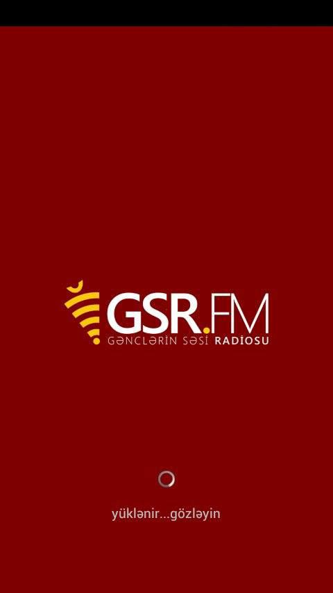 GSR FM- screenshot