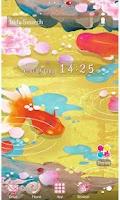 Screenshot of Japanese Goldfish