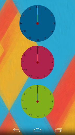 Flat Clock Pack for Zooper