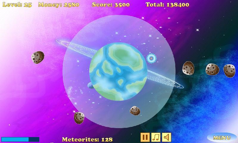 Planet Defender- screenshot