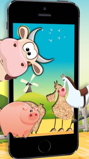 農場動物遊戲