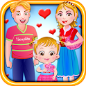 Baby Hazel Valentine Day icon