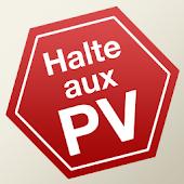Halte aux PV