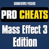 Pro Cheats - Mass Effect 3 Edn
