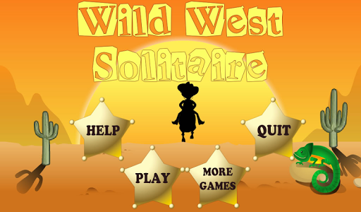 Wild West Solitaire Free