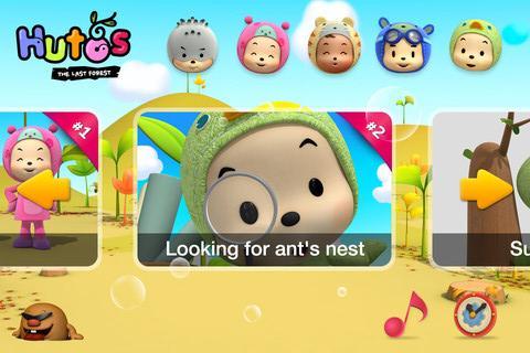 玩免費教育APP|下載Hutos动画8:第2季 33-42集 app不用錢|硬是要APP