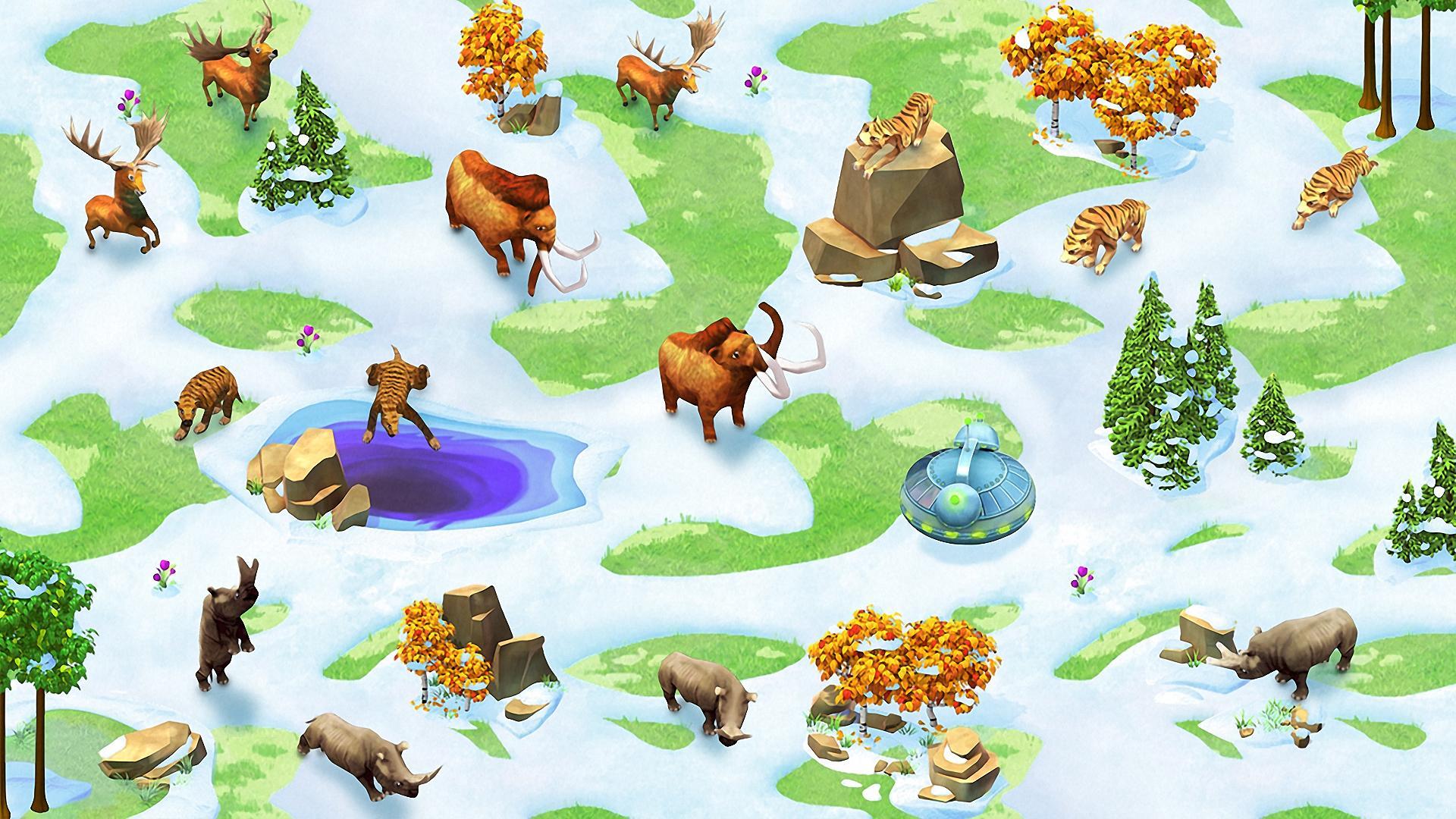 Wonder Zoo - Animal rescue ! screenshot #18
