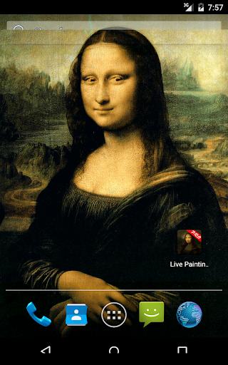 Live Paintings Wallpaper Pro для планшетов на Android