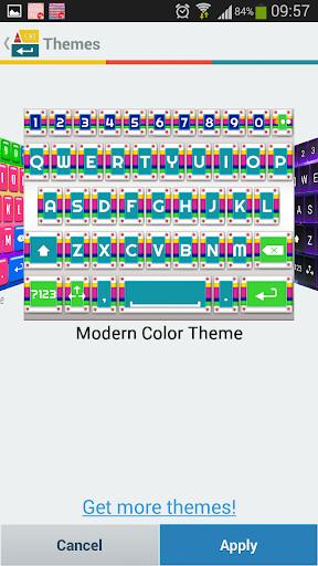 一. 我. 键入现代色彩א|玩個人化App免費|玩APPs