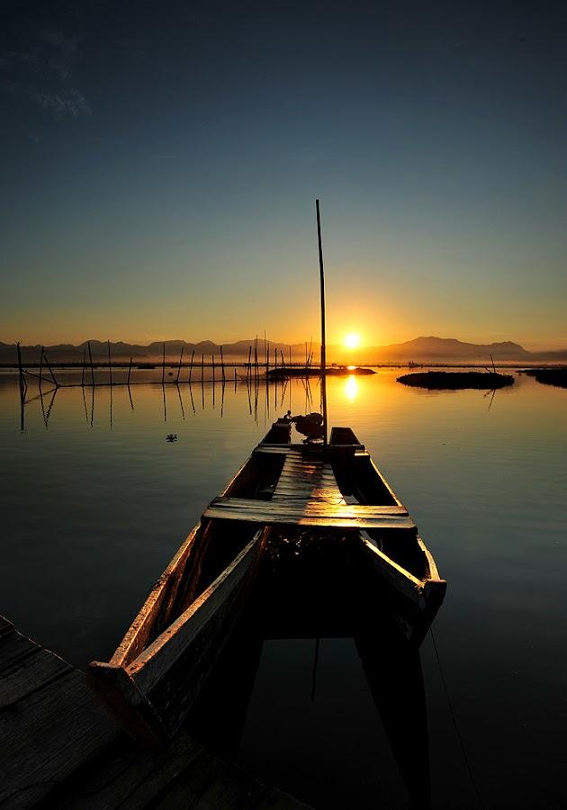 The Boat by Kibor Qb - Transportation Boats