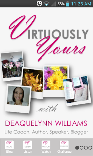 Virtuously Yours