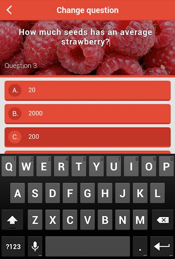 QuizMaker: play quizzes app