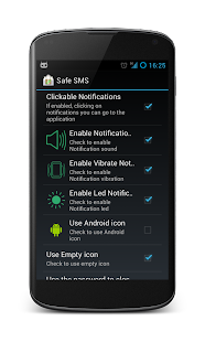 Safe SMS (Protect, Hide, Lock) - screenshot thumbnail